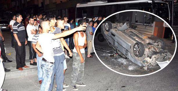 İstanbul İkitelli'de Suriyelilere saldırı