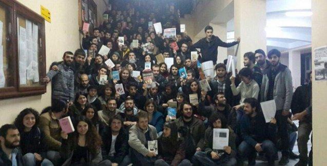 İstanbul Üniversitesi öğrencileri eylemlerini sonlandırdı