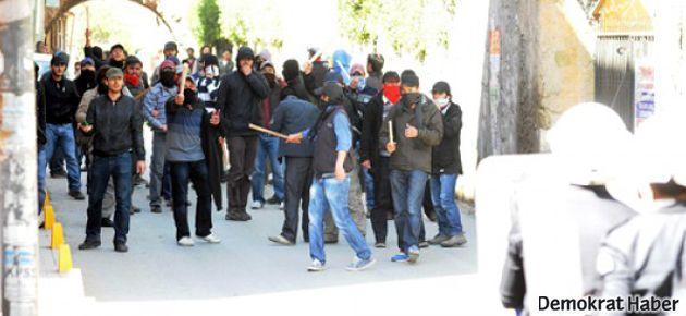 İstanbul Üniversitesi'nde 'satırlılar' gözaltında