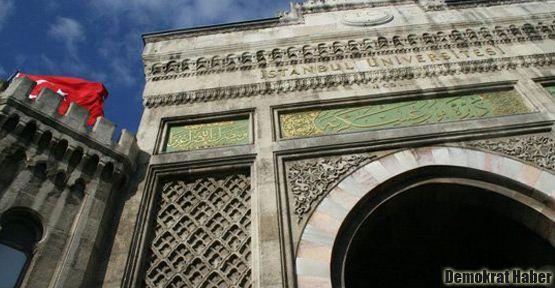 İstanbul Üniversitesi'ne rekor kontenjan