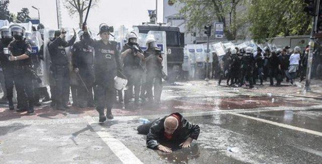 İstanbul Valisi'nden 1 Mayıs açıklaması: 203 gözaltı, 24 yaralı