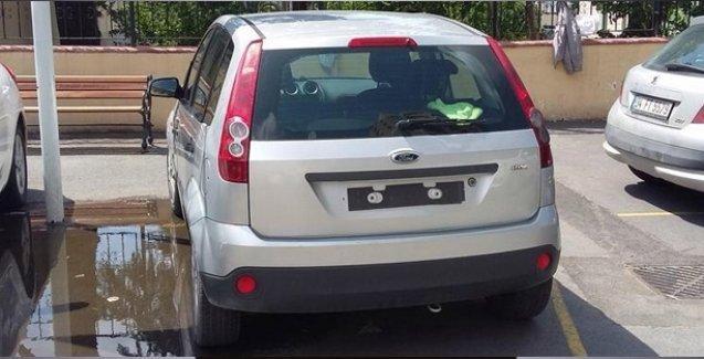 İstanbul Valiliği'nden 'plakasız polis aracı' açıklaması