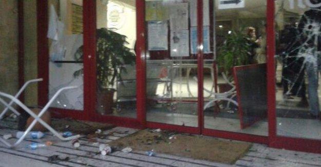 İstanbul ve Ankara'daki üniversitelerde  saldırı