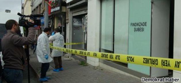 İstanbul'da banka soygunu