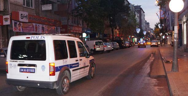 İstanbul'da bir kadına korkunç infaz