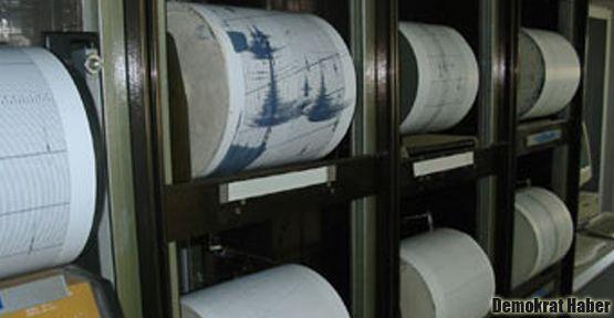 Saros'ta 6.2 şiddetinde deprem meydana geldi