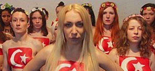 İstanbul'da FEMEN alarmı