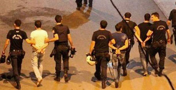 İstanbul'da Gezi operasyonu: 14 gözaltı