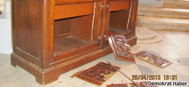 İstanbul'da kiliselere saldırılar