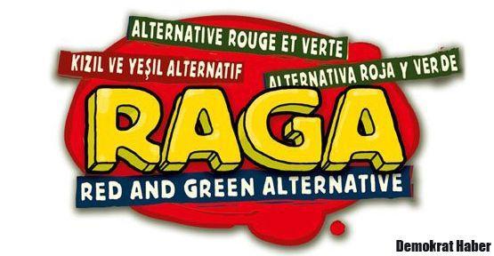 İstanbul'da Kızıl ve Yeşil Alternatifler Buluşması