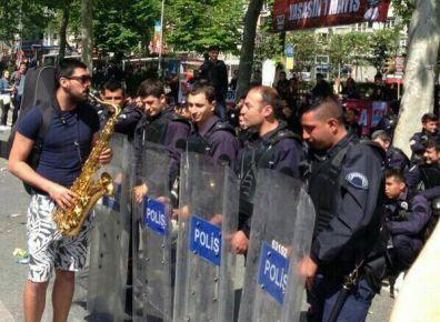 İstanbul'un 1 Mayısı karelere böyle yansıdı