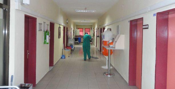 İstanbul'un en büyük kamu hastanesinde uyuz salgını!