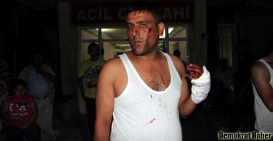 İstanbul'un göbeğinde esnafa zabıta linci