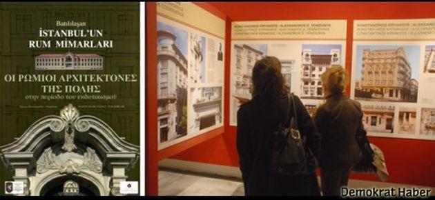 İstanbul'un Rum Mimarları sergisi ABD'de