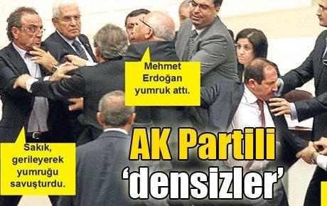 İşte AK Parti 'densizleri'