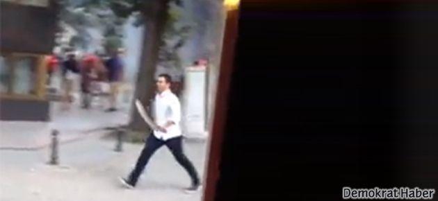 İşte AKP'nin palalı saldırganları