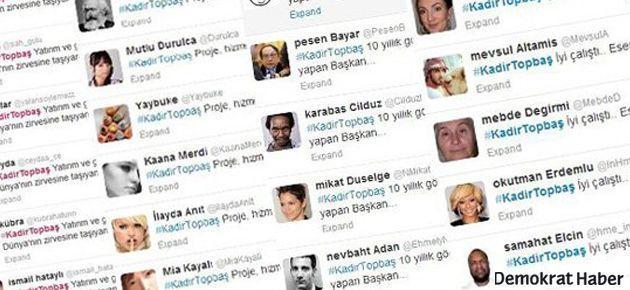 İşte AKP'nin Twitter'daki sahte ordusu!