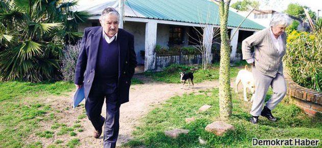 İşte Dünya'nın 'en zengin' lideri: José Mujica