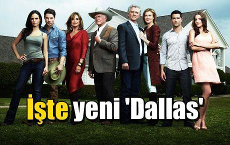İşte yeni 'Dallas'