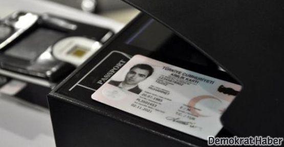İşte yeni kimlik kartları ve özellikleri