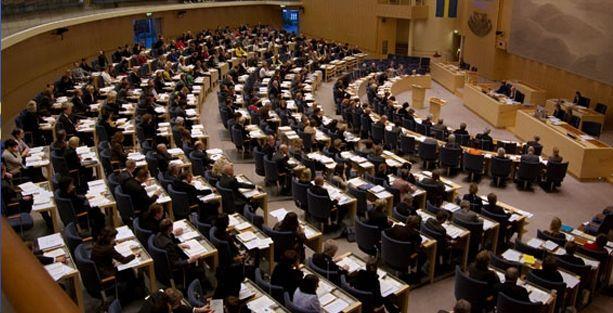 İsveç Parlamentosu'na beş Süryani vekil