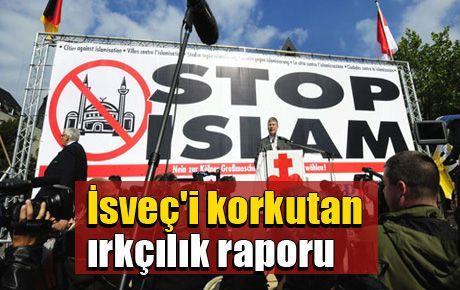 İsveç'i korkutan ırkçılık raporu
