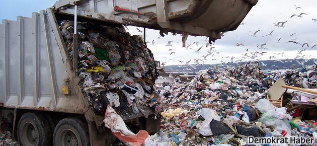 İsveç çöpe muhtaç hale geldi!