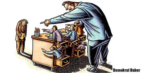 'İşyerlerinde Baskı ve Denetim: Mobbing!'