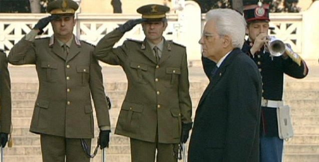 İtalya, Mussolini diktatörlüğünden kurtuluşunun 70. yıl dönümünü kutluyor