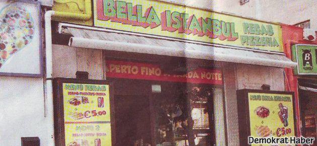 İtalya'da Kürt restorana ırkçı saldırılar