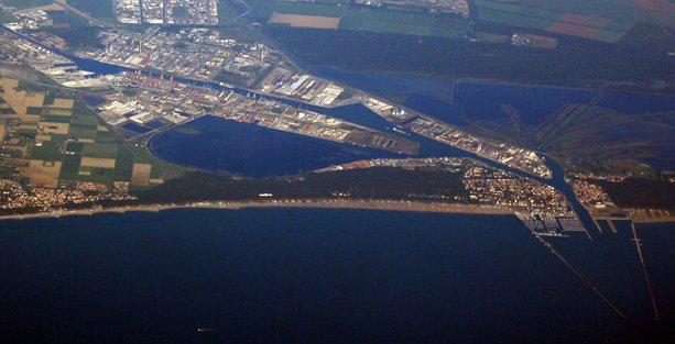İtalya'nın Ravenna Limanı açıklarında bir Türk yük gemisi battı
