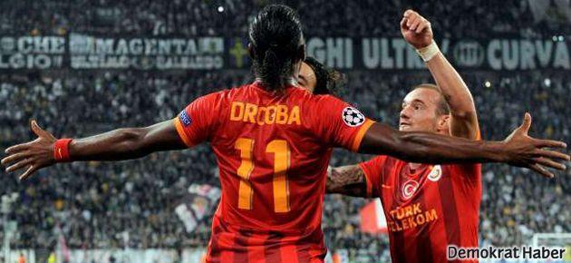 İtalyanlara göre de 'çare Drogba'