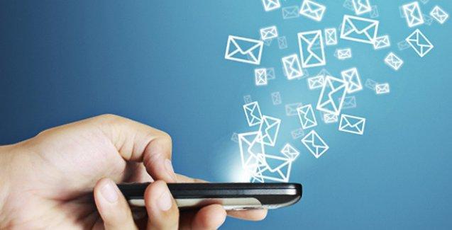 İzinsiz SMS'ye 50 bin lira ceza