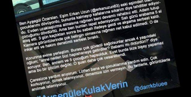 İzmir'de kocasından şiddet gören kadın: Ölmek istemiyorum