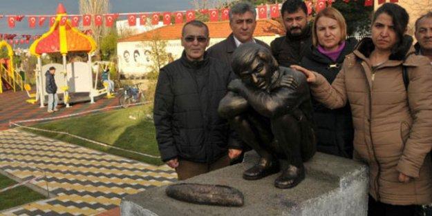 İzmir'e Berkin Elvan Parkı