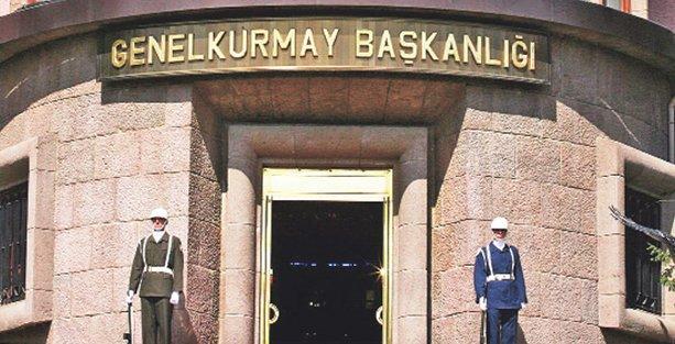 İzmir Valiliği'nin yalanladığı Genelkurmay açıklaması kaldırıldı