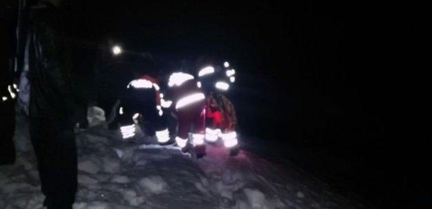 İzmir'de 19 dağcı tipide mahsur kaldı: 1 kişi öldü