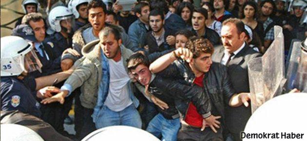 İzmir'de 35 TGB üyesine gözaltı