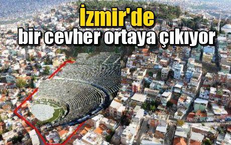İzmir'de bir cevher ortaya çıkıyor