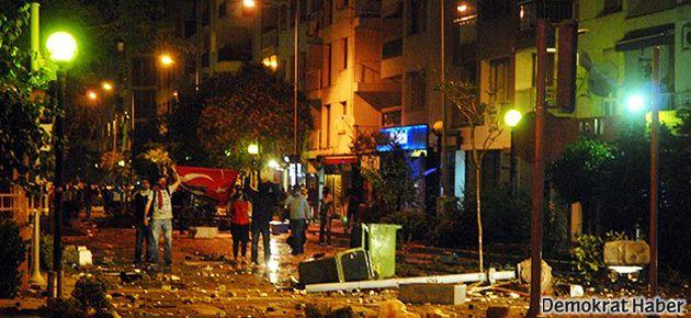 İzmir'de 'Gezi' operasyonu