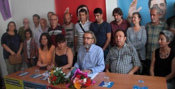 İzmir'deki aydın ve akademisyenler: Oyumuz Demirtaş'a