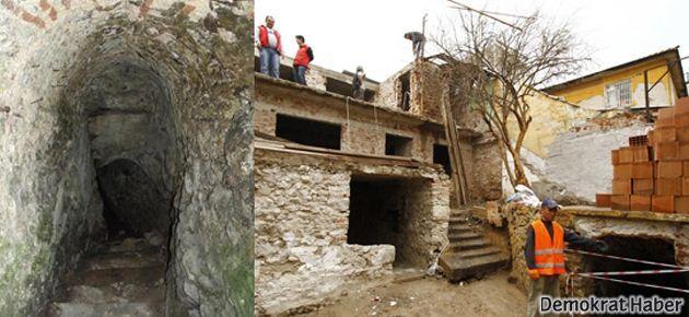 İzmir'deki tünel efsanesi gerçek çıktı