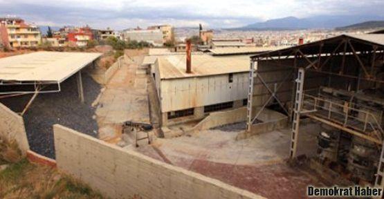 İzmir'in göbeğinde radyoaktif çöplük!
