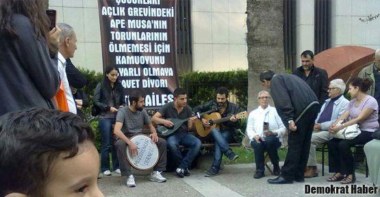 İzmirli Müzisyenlerden Anter'e destek