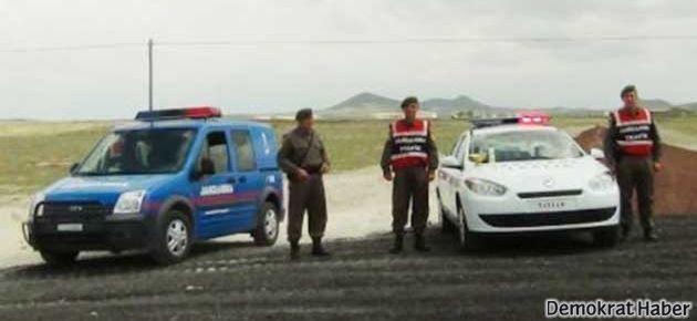 Jandarmaya silahlı saldırı: 3 ölü 5 yaralı!
