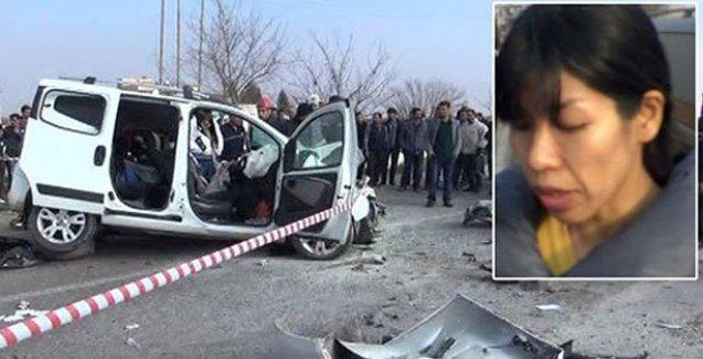 Japon gazeteci Urfa'da kazada hayatını kaybetti