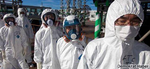 Japonya'da nükleer sızıntı tehlikesi