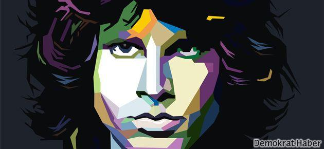 Jim Morrison'ın hayatı çizgi roman oldu