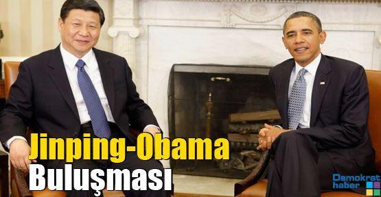 Jinping-Obama Buluşması