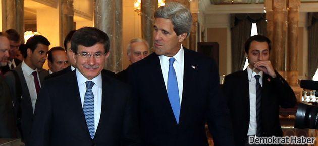 John Kerry: Çözüm sürecini destekliyoruz